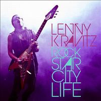 Cover Lenny Kravitz - Rock Star City Life