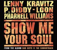 Cover Lenny Kravitz / P. Diddy / Loon / Pharrell Williams - Show Me Your Soul
