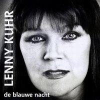 Cover Lenny Kuhr - De blauwe nacht