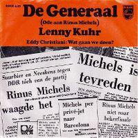 Cover Lenny Kuhr - De generaal