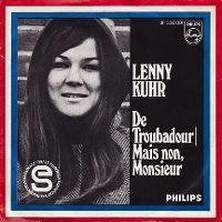 Cover Lenny Kuhr - De troubadour