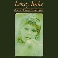 Cover Lenny Kuhr - De wereld waarvan ik droom