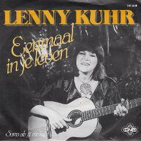 Cover Lenny Kuhr - Eenmaal in je leven
