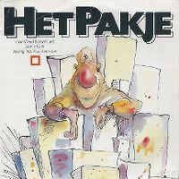 Cover Lenny Kuhr - Het pakje