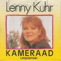 Cover Lenny Kuhr - Kameraad
