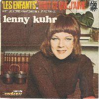 Cover Lenny Kuhr - Les enfants