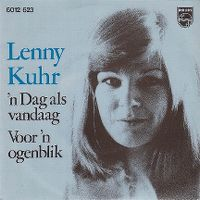 Cover Lenny Kuhr - 'n Dag als vandaag