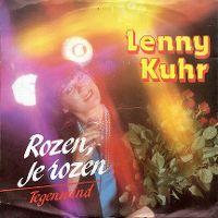 Cover Lenny Kuhr - Rozen, je rozen