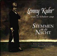 Cover Lenny Kuhr - Stemmen in de nacht - zoals zij Schubert zingt