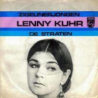 Cover Lenny Kuhr - Zigeunerjongen