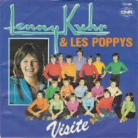 Cover Lenny Kuhr & Les Poppys - Visite