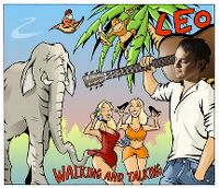 Cover Leo - Walking And Talking