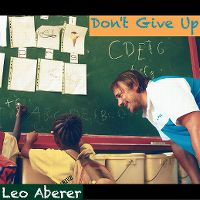 Cover Leo Aberer - Don't Give Up
