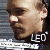 Cover Leo Aberer - Sturm und Drang