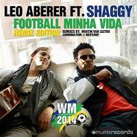 Cover Leo Aberer feat. Shaggy - Football minha vida