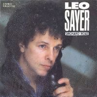 Cover Leo Sayer - Orchard Road