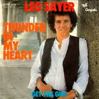 Cover Leo Sayer - Thunder In My Heart
