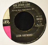 Cover Leon Haywood - She's With Her Other Love