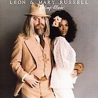 Cover Leon & Mary Russell - Wedding Album