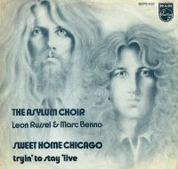 Cover Leon Russell & Marc Benno - Sweet Home Chicago