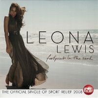 Cover Leona Lewis - Footprints In The Sand