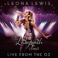 Cover Leona Lewis - The Labyrinth Tour - Live From The O2