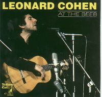 Cover Leonard Cohen - At The Beeb