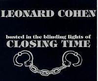 Cover Leonard Cohen - Closing Time