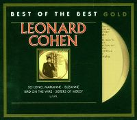 Cover Leonard Cohen - Greatest Hits