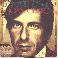 Cover Leonard Cohen - Joan Of Arc