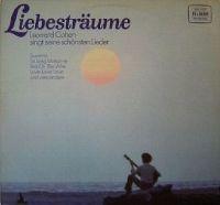Cover Leonard Cohen - Liebesträume