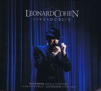 Cover Leonard Cohen - Live In Dublin