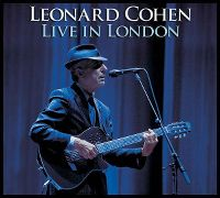 Cover Leonard Cohen - Live In London