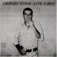 Cover Leonard Cohen - Live Songs