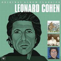 Cover Leonard Cohen - Original Album Classics