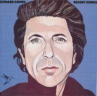 Cover Leonard Cohen - Recent Songs