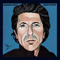 Cover Leonard Cohen - Recent Songs