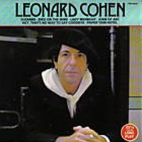 Cover Leonard Cohen - Suzanne