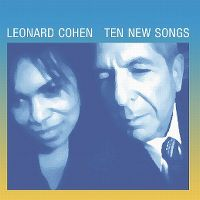 Cover Leonard Cohen - Ten New Songs