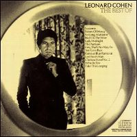 Cover Leonard Cohen - The Best Of