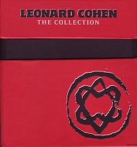 Cover Leonard Cohen - The Collection