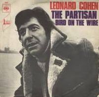 Cover Leonard Cohen - The Partisan