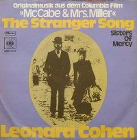 Cover Leonard Cohen - The Stranger Song