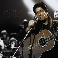 Cover Leonard Cohen - Upon A Smokey Evening - Volume One