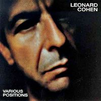 Cover Leonard Cohen - Various Positions
