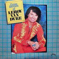 Cover Leroy Van Dyke - Cross Section Of Leroy Van Dyke