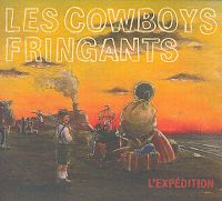 Cover Les Cowboys Fringants - L'expédition