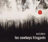 Cover Les Cowboys Fringants - Octobre