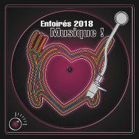 Cover Les Enfoirés - 2018: Musique!