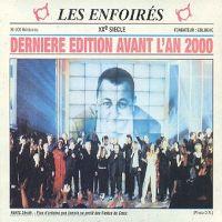 Cover Les Enfoirés - Dernière édition avant l'an 2000